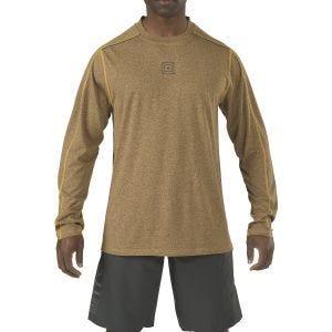 5.11 maglia a maniche lunghe RECON Triad in Goldrush