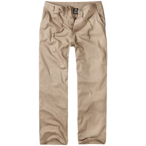 Brandit Brady Trousers Beige