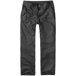 Brandit Brady Trousers Black