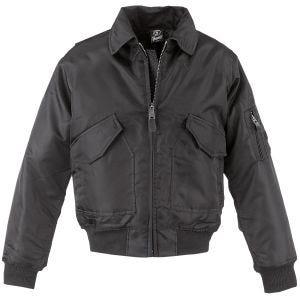 Brandit giacca CWU in nero