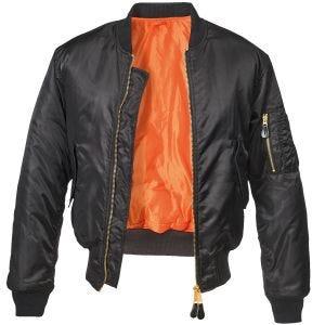 Brandit giacca MA1 in nero