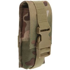 Brandit astuccio MOLLE multiplo large in Tactical Camo