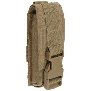 Brandit astuccio MOLLE multiplo medium in Camel