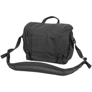 Helikon borsa a tracolla Urban medium in Nero