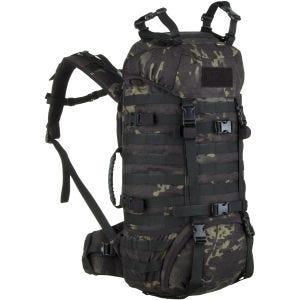 Wisport zaino Raccoon 45L in MultiCam Black
