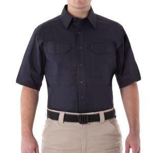 First Tactical Men's V2 Short Sleeve Tactical Shirt Midnight Navy