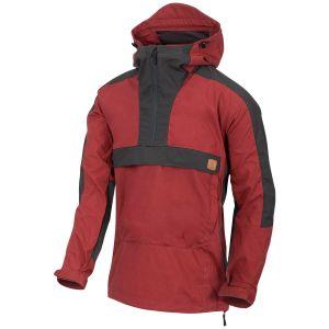 Helikon Woodsman Anorak Jacket Crimson Sky / Ash Grey