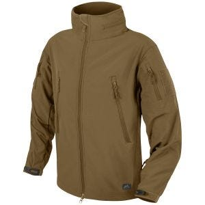 Helikon giacca softshell Gunfighter in Mud Brown