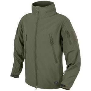 Helikon giacca softshell Gunfighter in Taiga Green