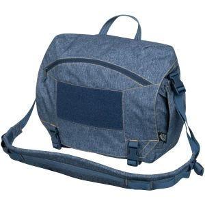 Helikon Urban Courier Bag Large Melange Blue