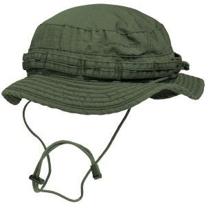 Pentagon cappello jungle hat Babylon in Camo Green