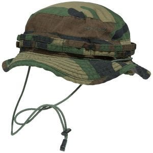 Pentagon cappello jungle hat Babylon in Woodland