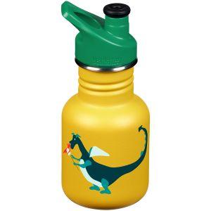 Kid Kanteen borraccia Sport con tappo Sport 3.0 355 ml in Dragon Snack