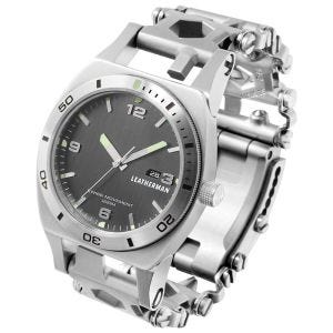 Leatherman orologio Tread Tempo in Stainless