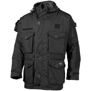 MFH giacca Commando Smock in nero