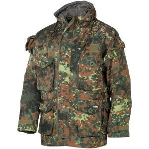 MFH giacca Commando Smock in Flecktarn