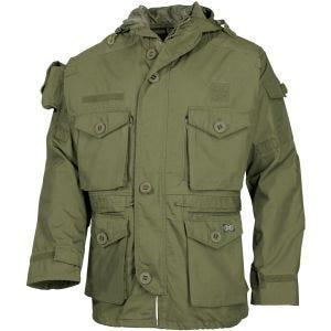 MFH giacca Commando Smock in OD Green