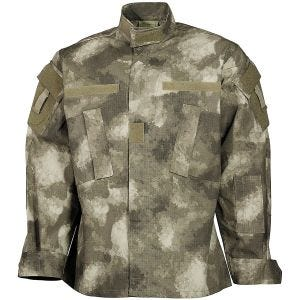 MFH giacca da campo ACU in Ripstop HDT Camo AU