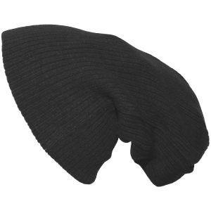 Pro Company Beanie extra lungo lavorato a maglia in nero