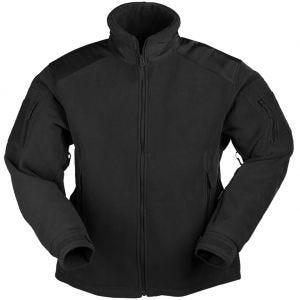 Mil-Tec giacca Delta in pile in nero