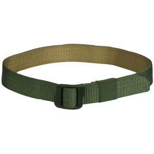 Mil-Tec cintura Duty tattica 38 mm in verde oliva / Coyote