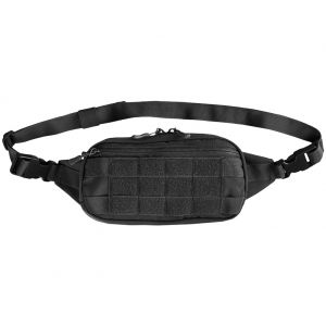Mil-Tec Fanny Pack MOLLE Black