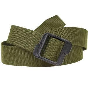 Pentagon cintura con fibbia a scorrimento Stealth Single Duty in Olive Green