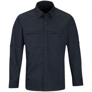 Propper Men's HLX Shirt Long Sleeve LAPD Navy