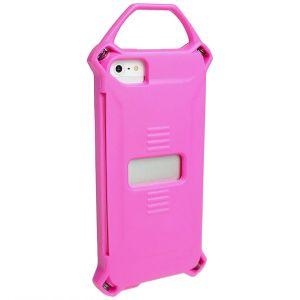 Strike Industries custodia Shox Battle per iPhone 5 in rosa
