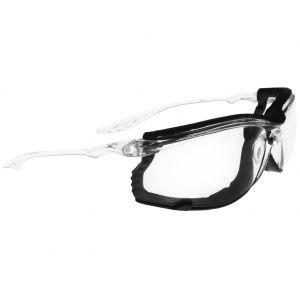 Swiss Eye occhiali da sole Sandstorm con montatura e lenti trasparenti