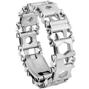 Leatherman bracciale multiuso Tread LT in Stainless