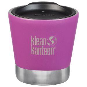 Klean Kanteen bicchiere termico 237ml in Berry Bright