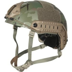 Viper casco Fast in MultiCam