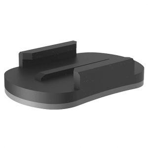 Xcel supporti adesivi curvi in nero