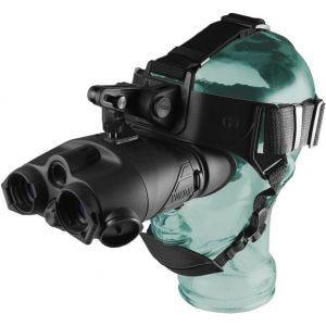 Yukon occhiali visione notturna con ottiche avanzate Tracker NV 1x24 in nero