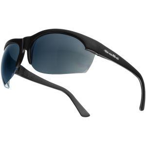 Bollé occhiali Super Nylsun III lente scura montatura nera