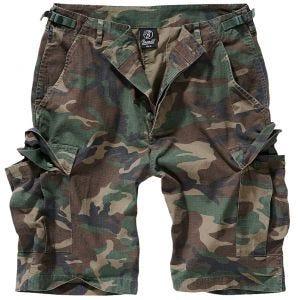Brandit BDU Shorts Woodland
