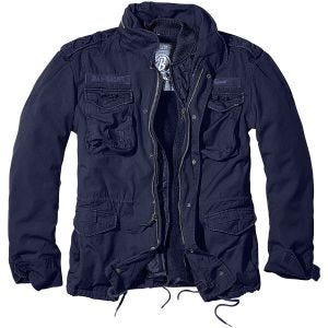 Brandit giacca Giant M-65 in Navy