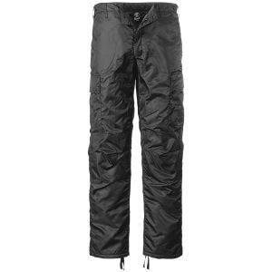 Brandit Thermal Pants Black