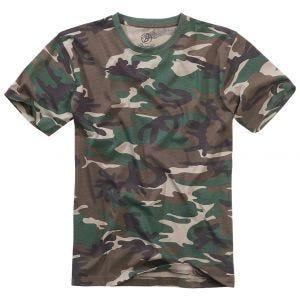Brandit T-shirt Woodland