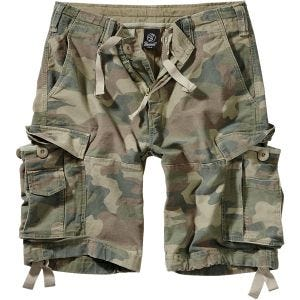 Brandit shorts Vinage Classic in Light Woodland