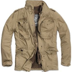 Brandit giacca Giant M-65 in Camel