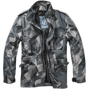 Brandit giacca classica M-65 in Night Camo Digital