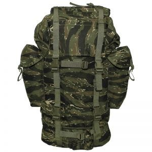 MHF zaino esercito tedesco 65L in Tiger Stripe