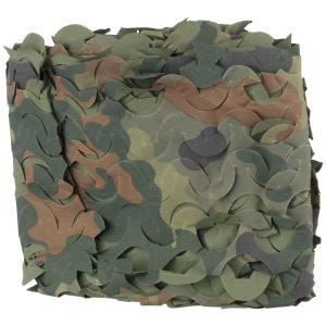 Camosystems rete 3D Ultra-lite 3 x 1,1 m in Flecktarn