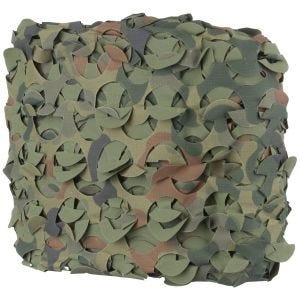 Camosystems rete 3D Ultra-lite 6 x 2,2 m in Flecktarn