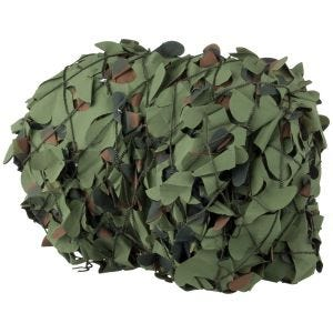 Camosystems rete Broadleaf Military 3 x 3 m in Flecktarn