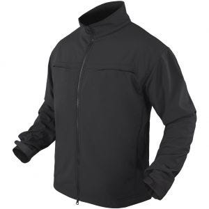 Condor giacca softshell Covert in nero