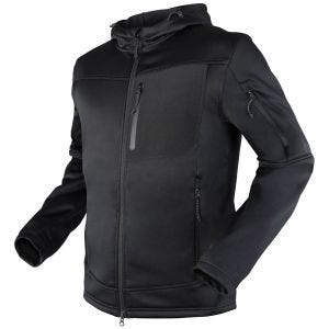 Condor giacca tecnica in pile Cirrus in nero