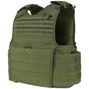 Condor Plate Carrier a rilascio Enforcer in Olive Drab